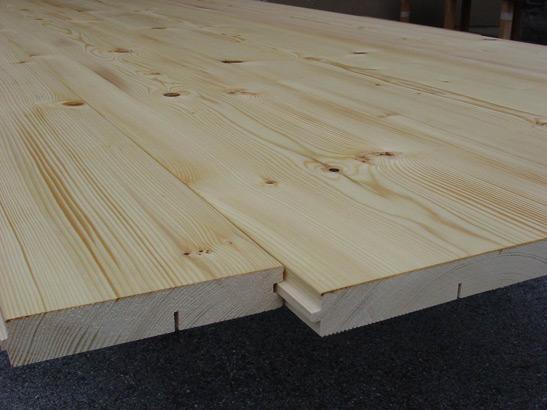 Dřevěné palubky cena